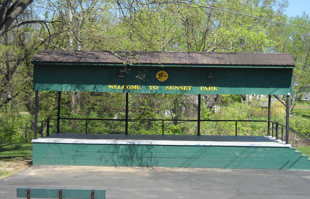Sunset Park Bandstand