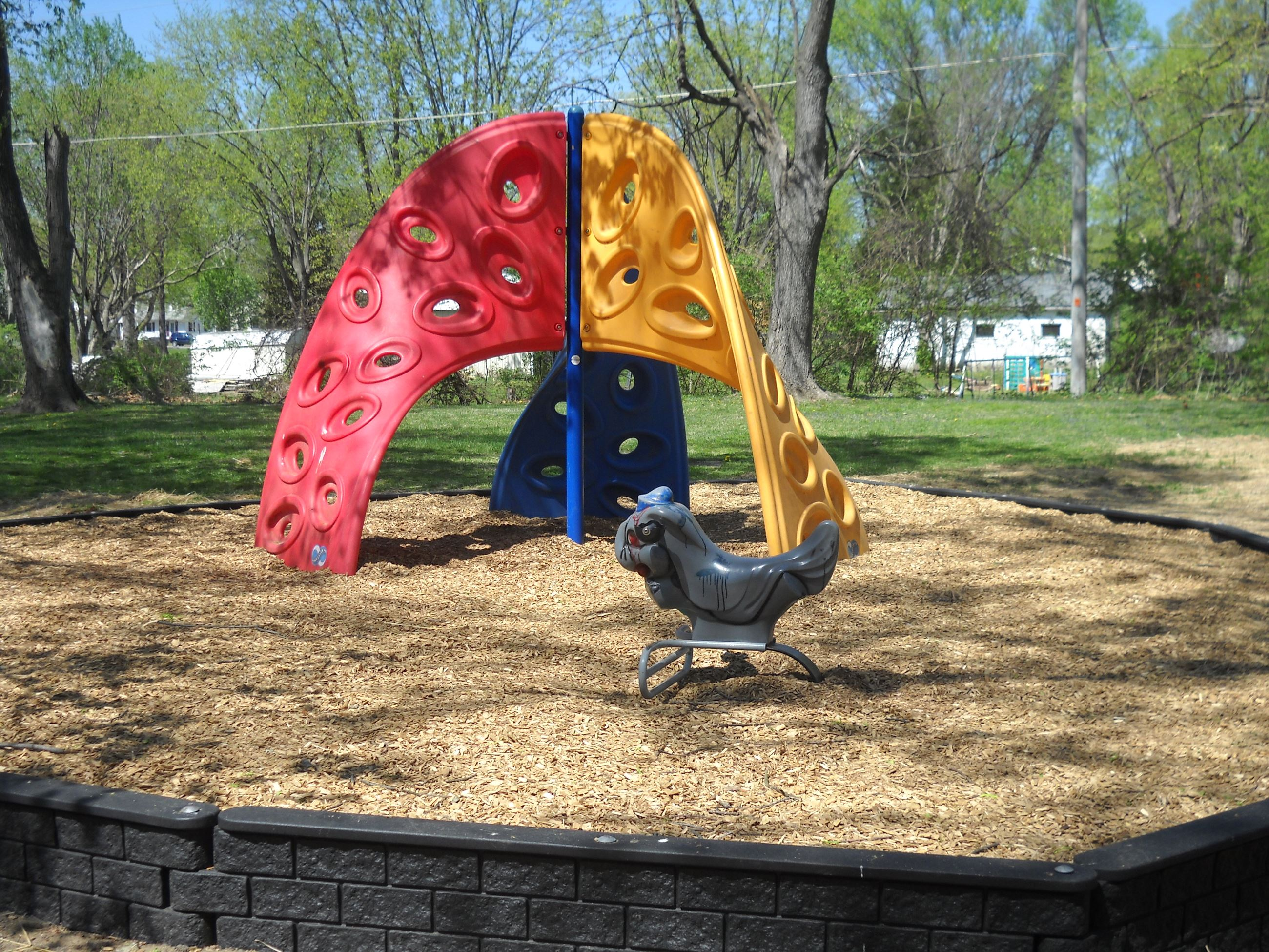 Bird Sanctuary Playground