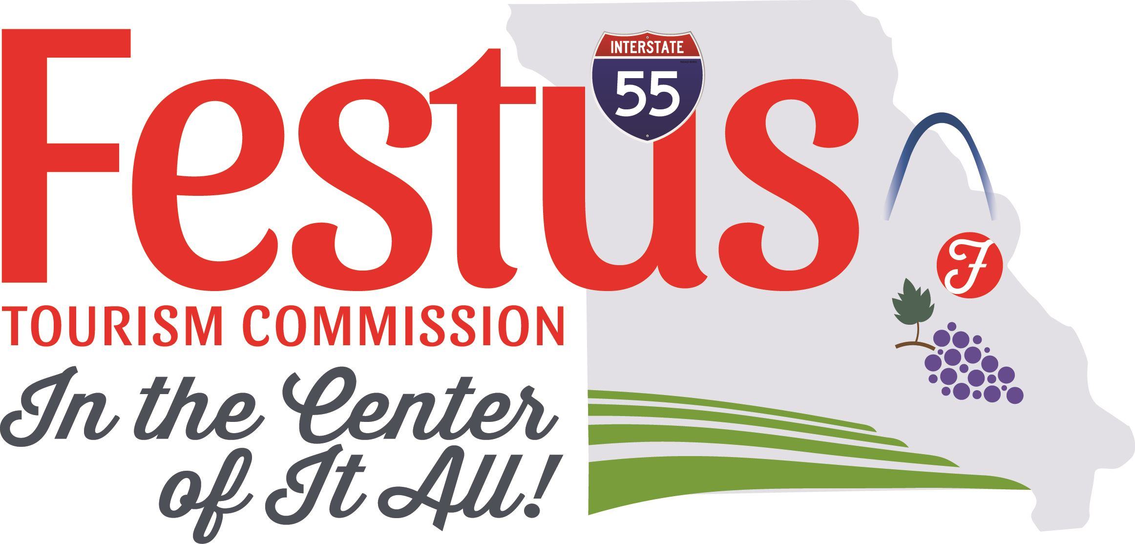 Festus Tourism Commission Logo