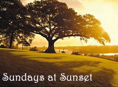 Sundays at Sunset Banner