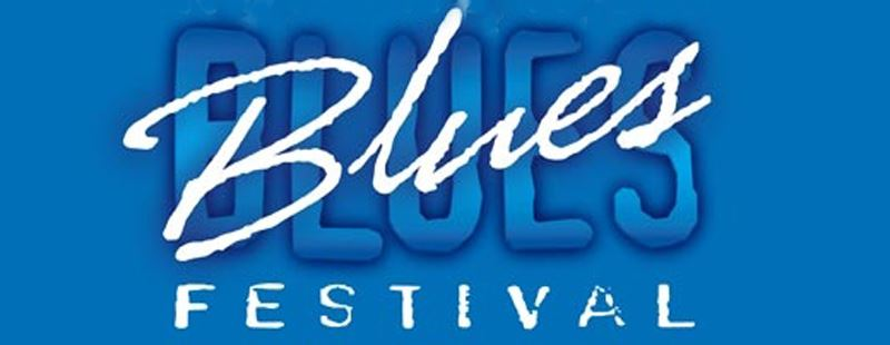 Blues Festival Website Image