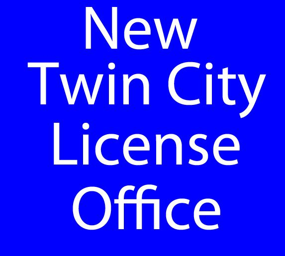 New License Image