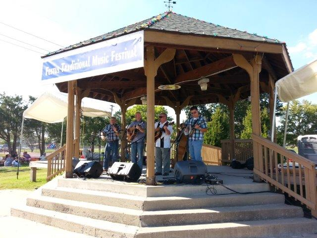 George Portz and His Friends of Bluegrass Band